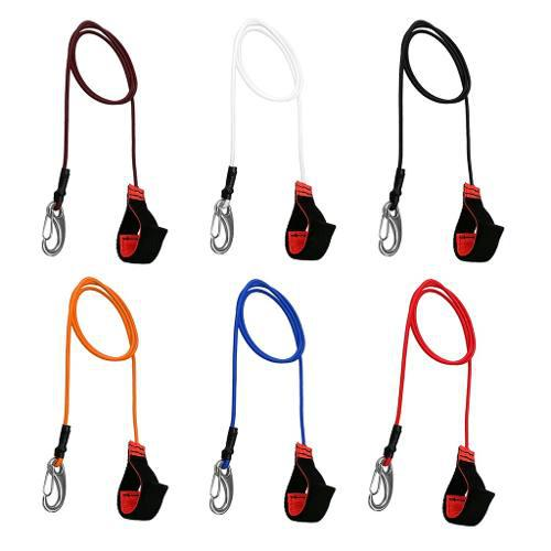 6x kayak boat sup paddle board leash fishing rod safety lany