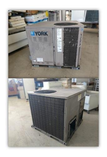 Aire acondicionado d2na060n06546d york 5 ton.