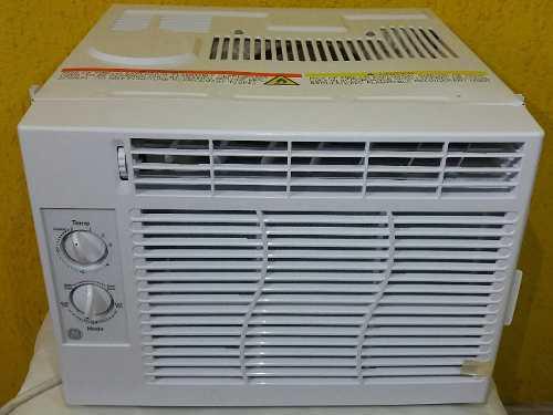 Aire acondicionado de ventana general electric 5100 btu 115v