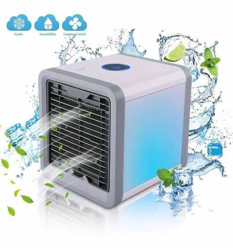 Arctic air ventilador enfriador aire acondicionado portátil