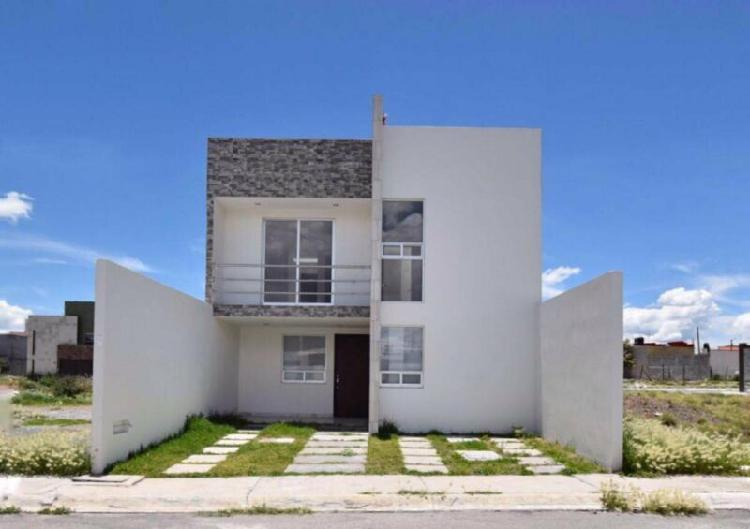 Casa nueva en privada los girasoles, san antonio, pachuca
