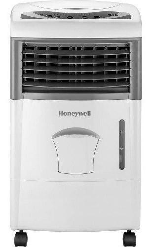 Enfriador aire portátil ventilador cooler honeywell 15lts