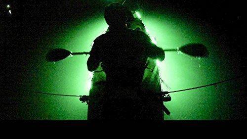 Kayak luces led kit premium power savor l.e.d. luces de pesc