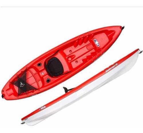 Kayak pelican challenger 100 angler fishing kayak