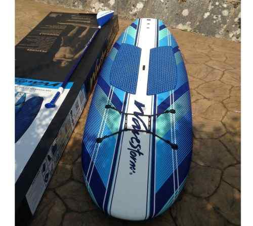 Paddle board kayak wavestorm remo gratis paddleboard kayak
