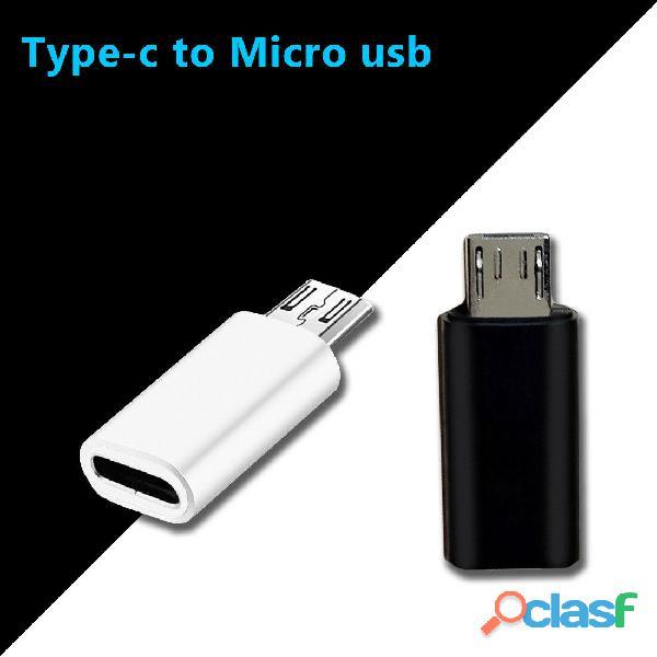 ADAPTADOR MICRO USB MACHO A TIPO C 3.1 HEMBRA 2