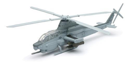 Helicoptero cobra marines escala 1:55