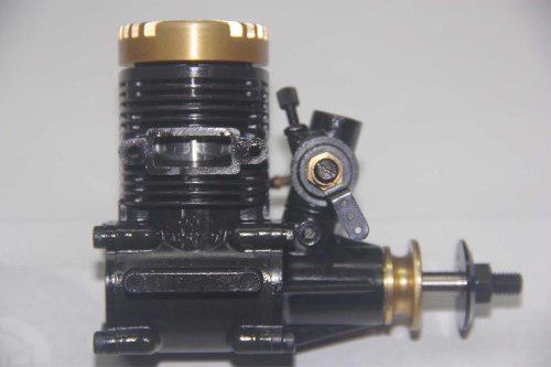 Motor hp 40 gold cup 6.5 cc edición especial aviones rc