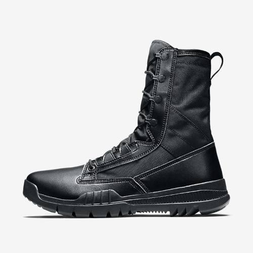 Nike bota sfb 8 tactica militar piel negra 2018 originales