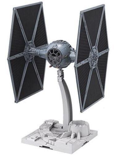 Star wars t i e fighter avanzado bandai kit armar @ 1/72