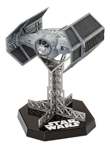 Star wars tie fighter de darth vader revell alemania @ 1/72
