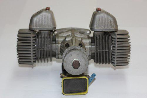 Tartan, motor de 2 cilindros 44 cc para avión r/c
