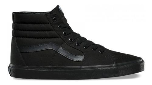 Tenis vans clasico retro sk8-hi bota skate hombre original