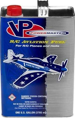 Vp power master 15% nitro avión, combustible r/c