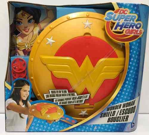 Dc super hero girls escudo mujer maravilla wonder woman