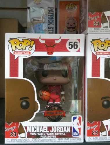 Funko rodk pop michael jordan 23 chicago bulls nba 56