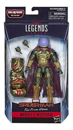 Marvel legends mysterio far from home