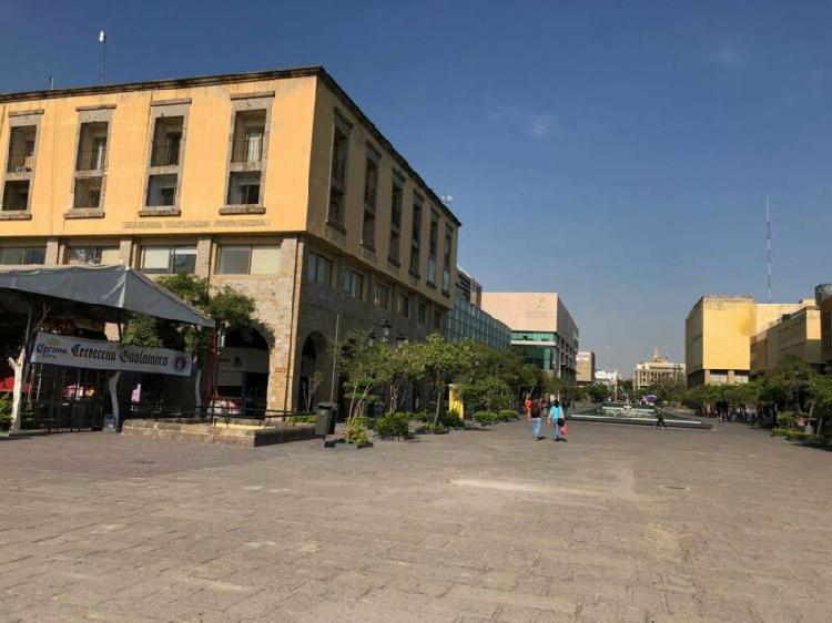 Oficinas en renta en plaza tapia zona centro