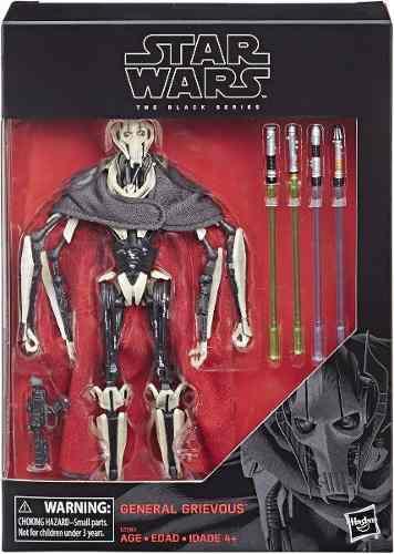 Star wars general grievous black series