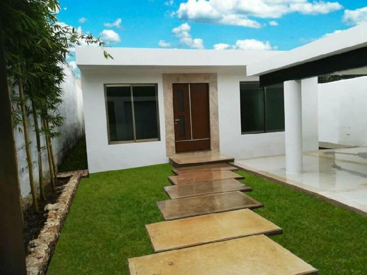 Casa en venta, colonia nueva yucatán, mérida