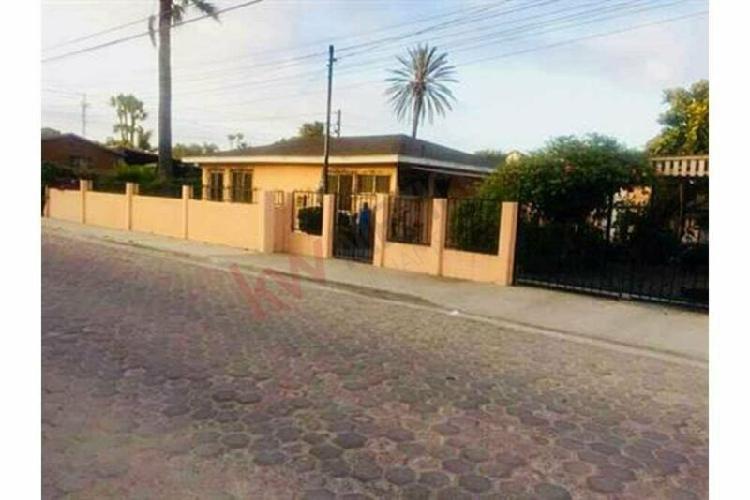 Casa en venta ubicada en mar mediterránero en el centro de