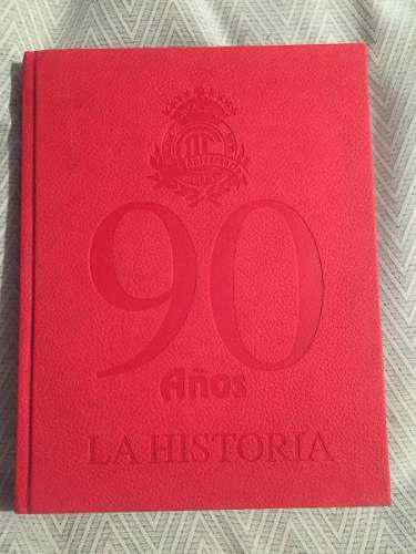 Libro de colección 90 años de historia del toluca fc