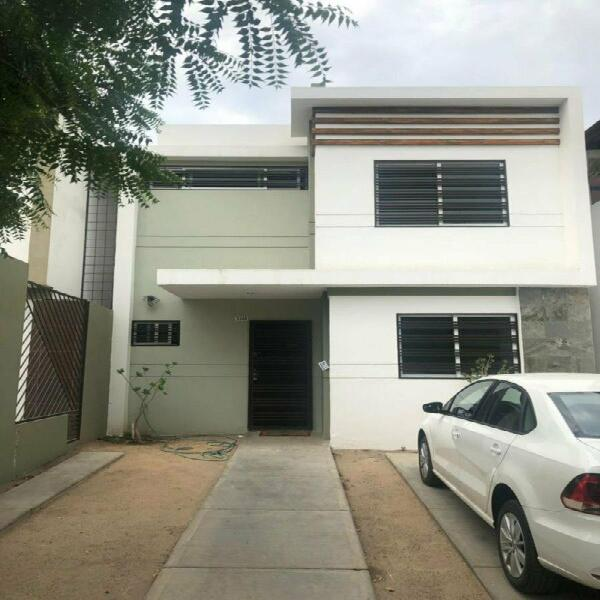 Renta casa amueblada altamira $9,000 (sector norte, cerca