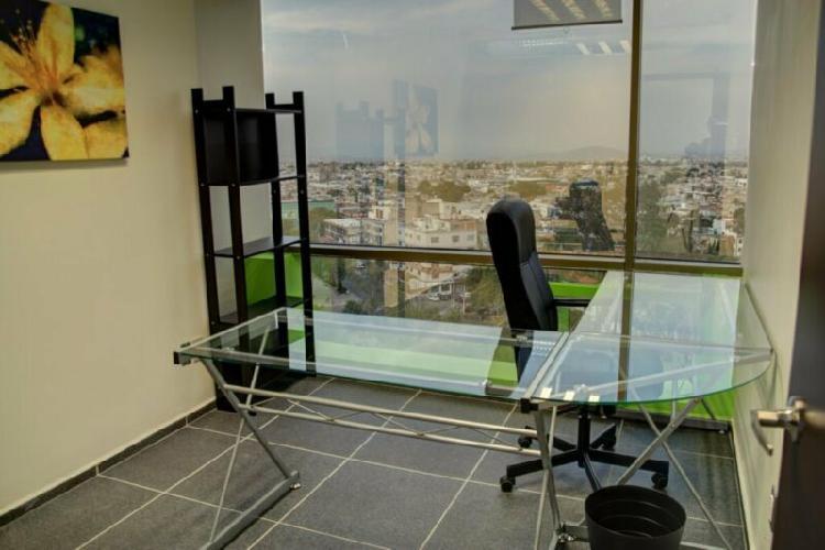 Renta oficina amueblada en av. chapultepec desde $5,950