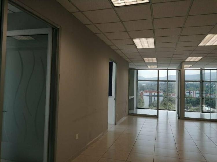 Renta oficina en centro de negocios torre perisur