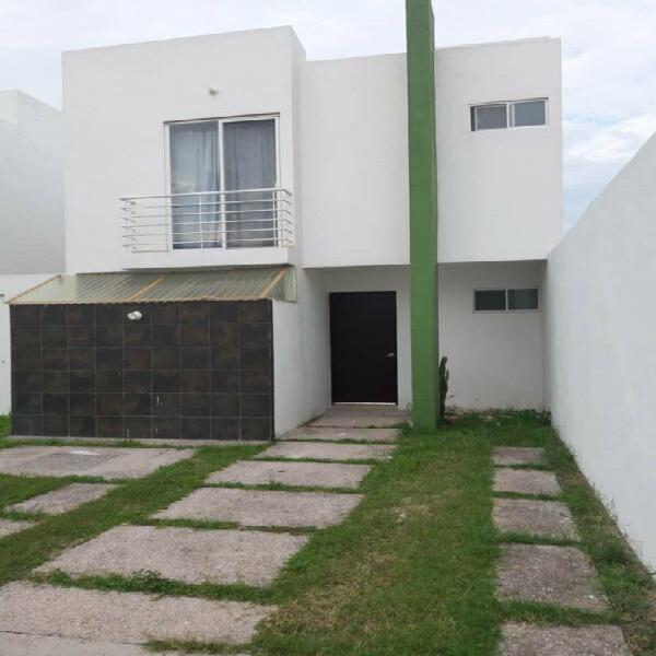 Se renta casa al sur poniente de la ciudad aguascalientes