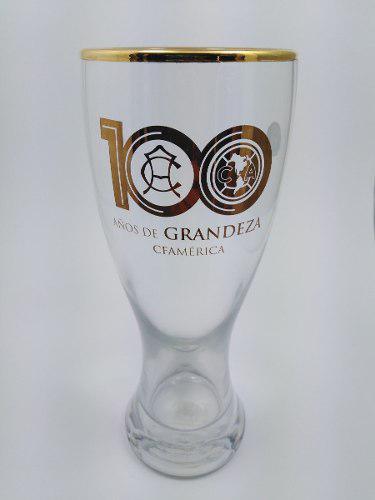 Vaso cervecero club américa importado 590 ml de colección