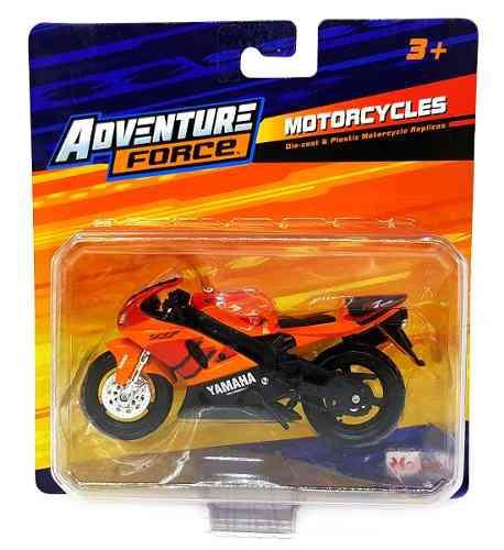 Yamaha yzf r7 motos a escala deportiva 1/18 maisto coleccion