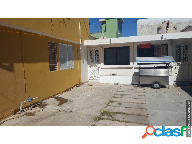 Renta casa amueblada 2 rec. inf playas id ca-219