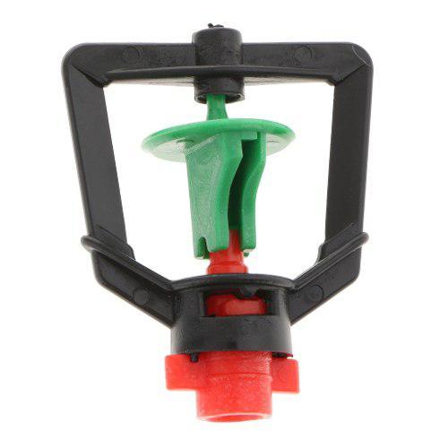 Aspersor de c/ésped Eletorot para jard/ín riego sistema de riego aspersor de jard/ín aspersor de jard/ín con 12 boquillas de pulverizaci/ón ajustables c/ésped