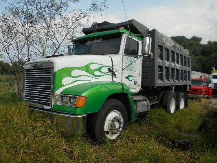 Camión de volteo freightliner 14m³, mod. 1998