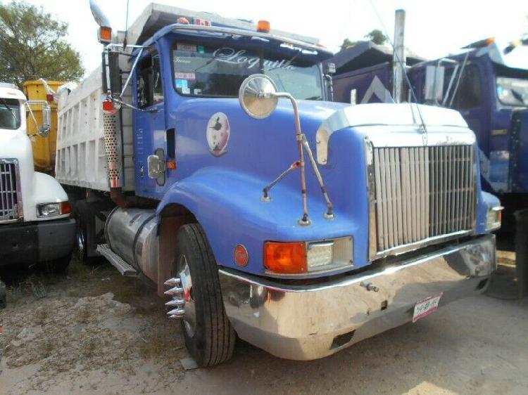Camión de volteo international 9200 torton 14m³, mod. 1992