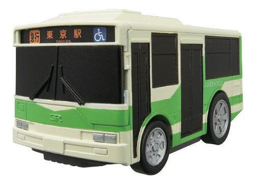 Coche anfibio ruta bus
