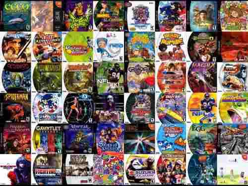Colección De Juegos Dreamcast Para Windows Y Android