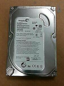 Discos duros sata de 500gb para pc de 3.5