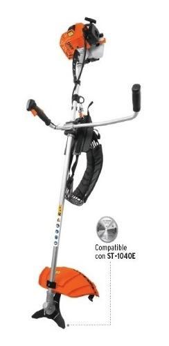 Desmalezadora 3hp 63cc kit con sierra circular y aceite