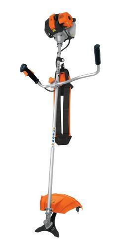 Desmalezadora a gasolina 43cc tipo bici 1.7 hp truper 11031