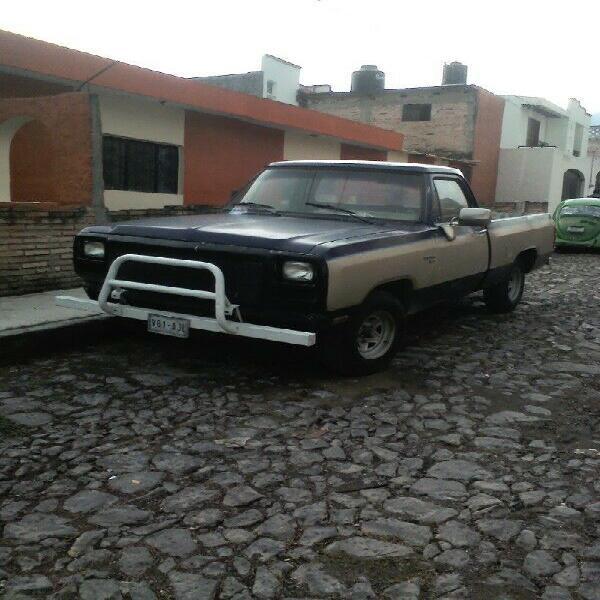 Dodge pick up
