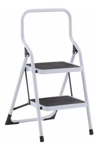 Escalera de acero pequeña 2 escalones cuprum envio gratis