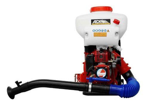 Fumigadora motor gasolina 14 lt 5 hp 354 herramienta adir