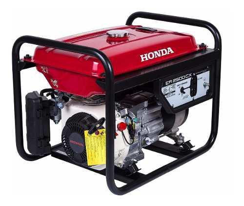 Generador planta de luz honda er2500cx-l 2500w a gasolina