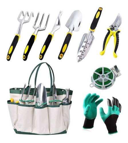 Juego de herramientas de jardín keda