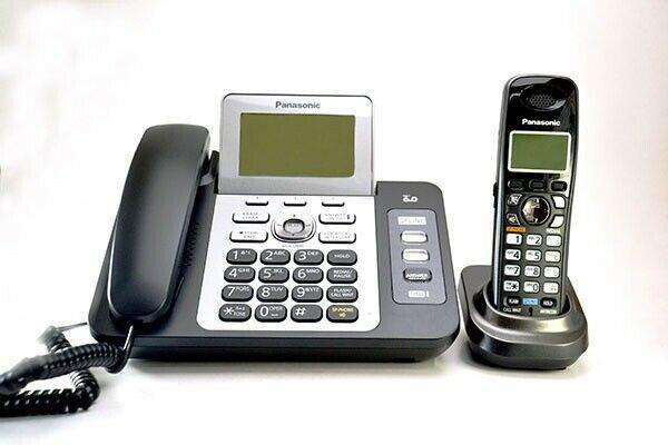 Juego telefónico de oficina panasonic