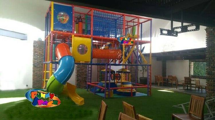 Juegos infantiles, jumpings, fabricamos para salones de