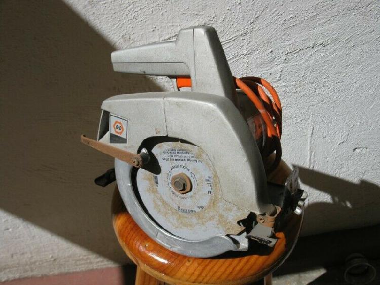 Lote de herramienta para carpintería, sierra y lijadora