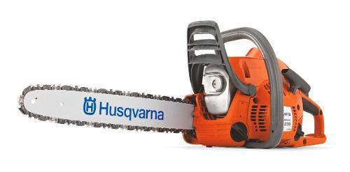 Motosierra husqvarna 236 barra 16 + envió gratis